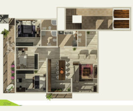 Special Units 227m²