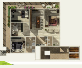 Special Units 254m²