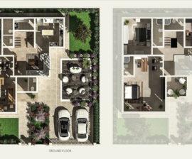 Villa 400m²