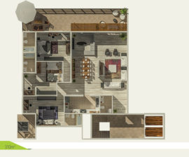 Special Units 310m²