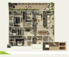 Special Units 412m²