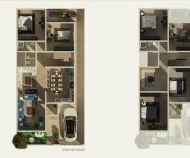 Villa 200m²